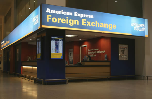 American Express Outlets